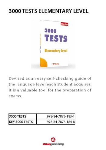 300 tests elementary level