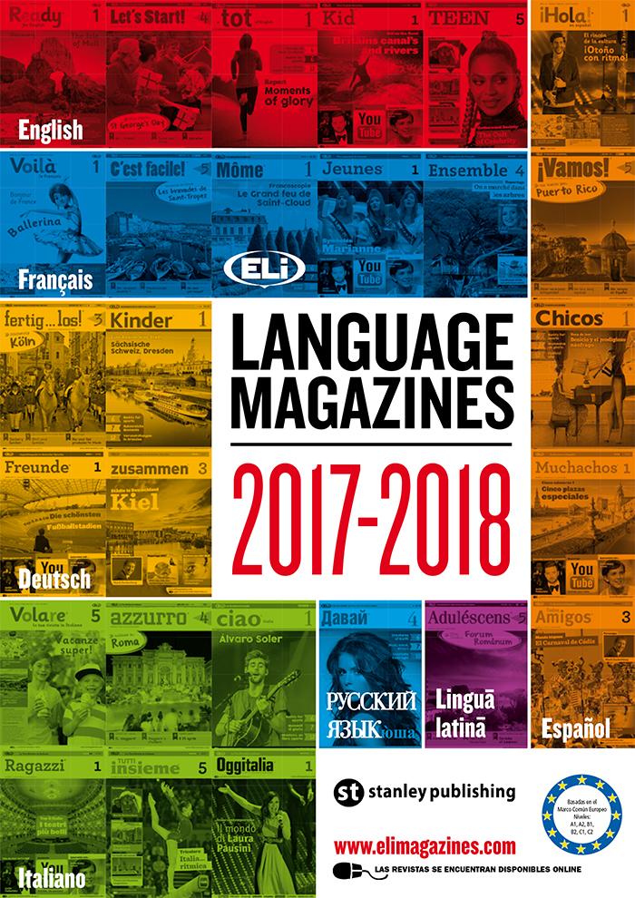 Catálogo de revistas ELI 17/18
