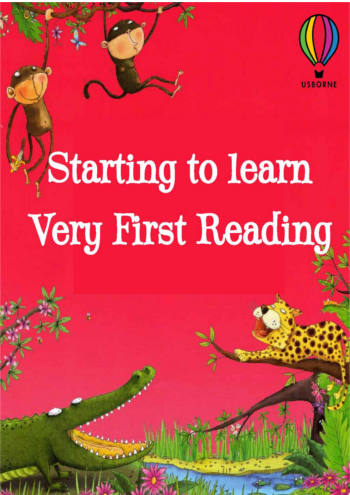 startingtolearnveryvirstreading